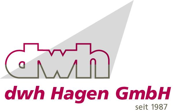 Logo dwh Hagen GmbH, seit 1987